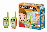 Buki WALKIE-TALKIE JUNIOR zasięg 2 km